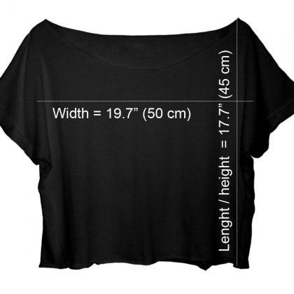 Crop Tee Dance Shirt Gift Women's T..