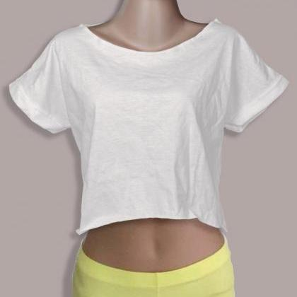 ballet shoe shirt women crop top ba..