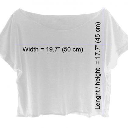 Funny Tee Jokes Women's Crop Top I ..